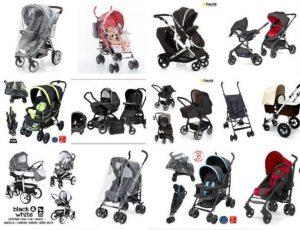 Le choix de la poussette : étape bien prise-de-tête avant l'arrivée de bébé !